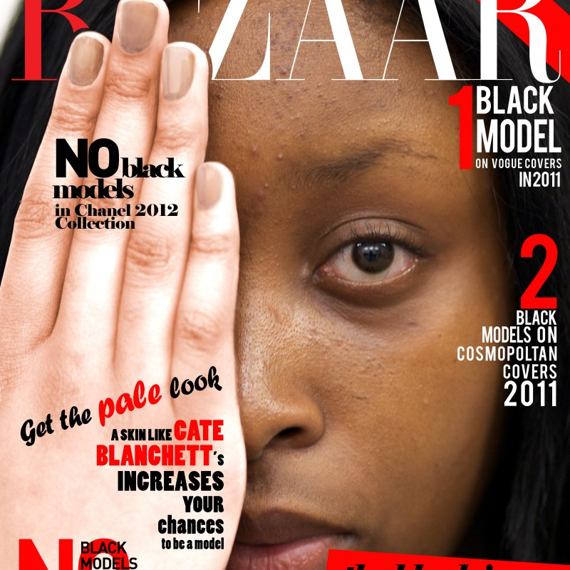 Covers/The black issue