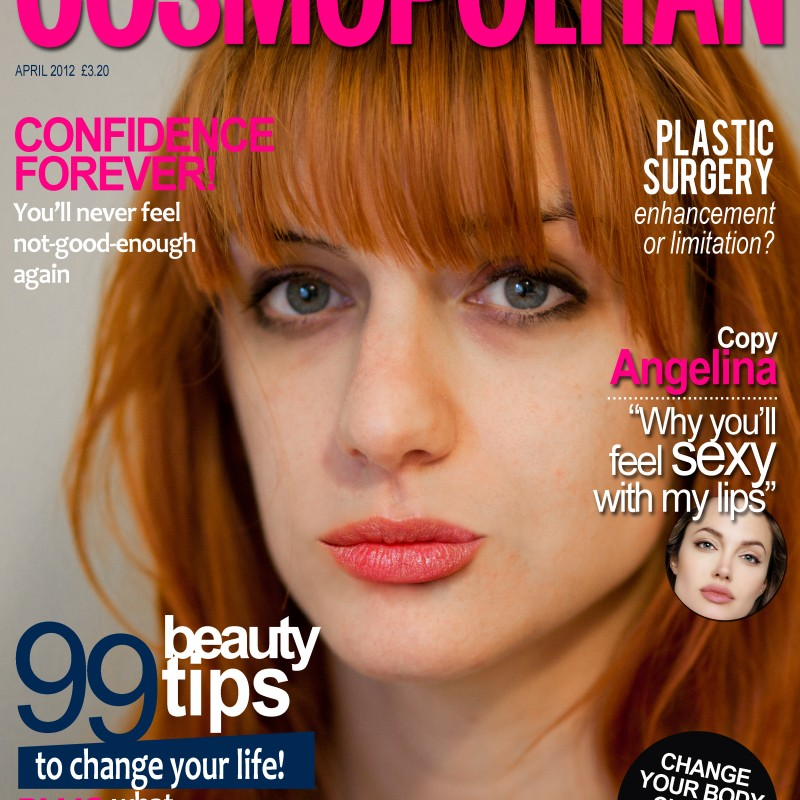 Covers/The plastic surgery issue