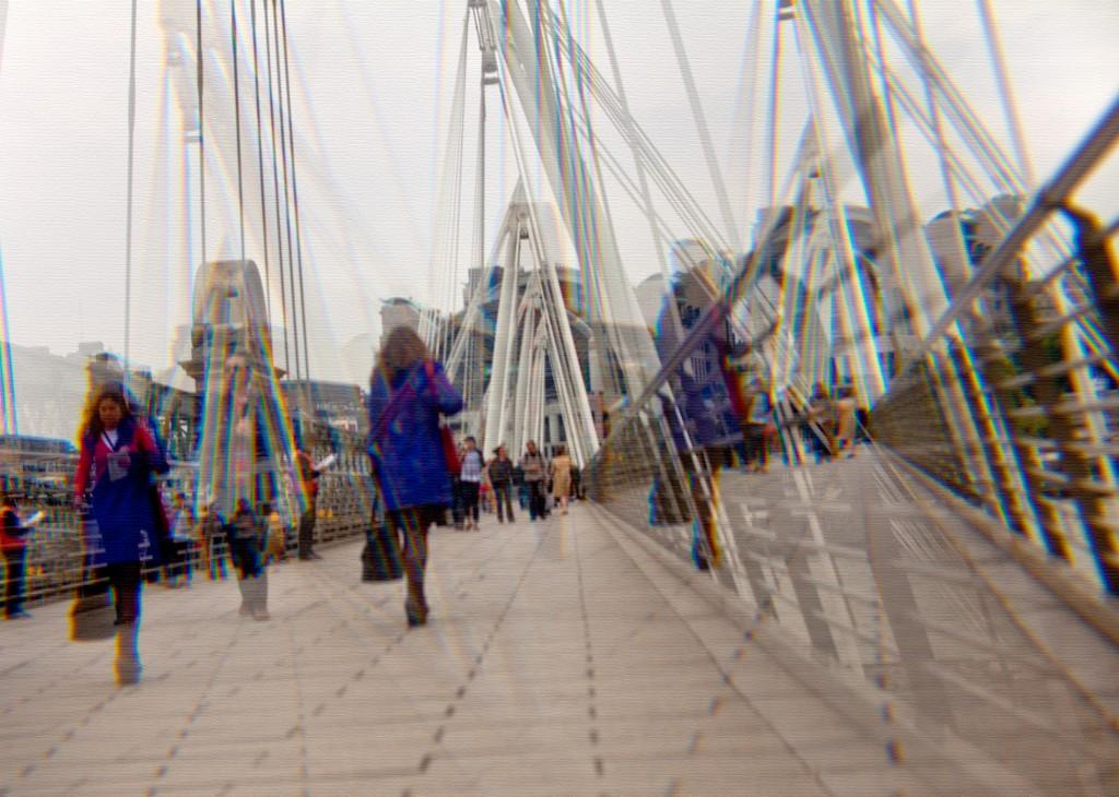 crossed bridges