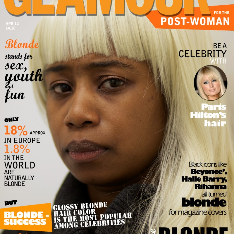 Covers/The blonde issue